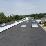 Blue Roofing Systems in Caerphilly 4