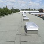 Sedum Roof Installation in Alsager 12