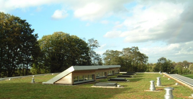 Green Roofs UK in Shropshire