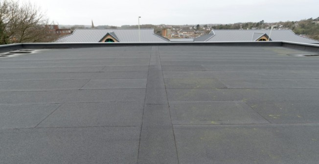 Flat Roofing Systems in Ardleigh Green